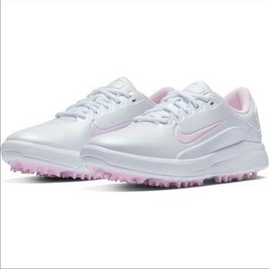 Nike Vapor Golf Shoes white pinkfoam fit sole